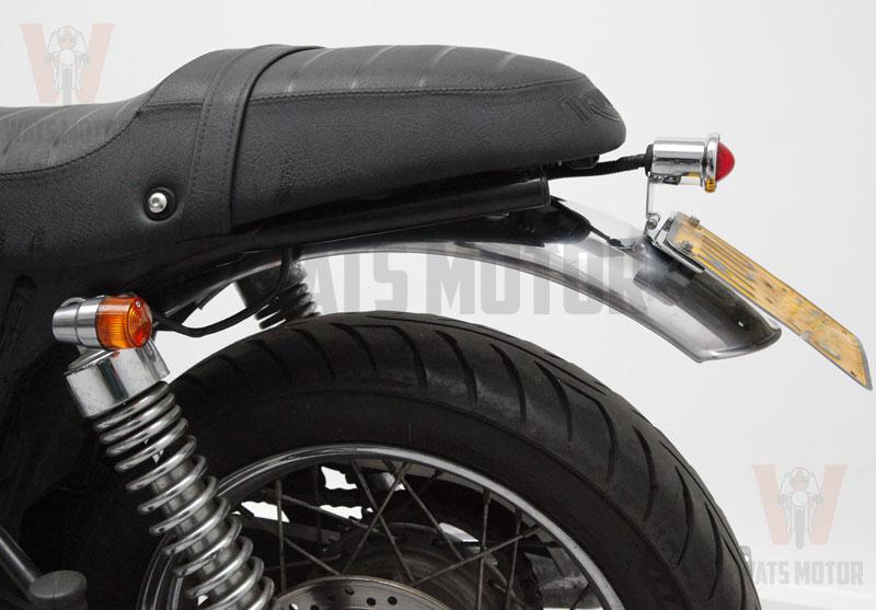 Garde Boue Arriere Moto Cafe Racer