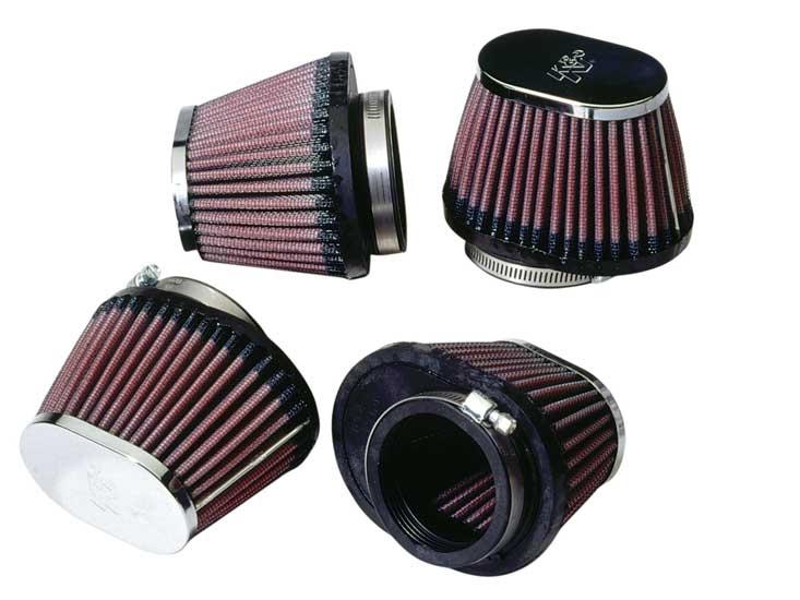4 filtres air k n rc0984 54 mm wats motor caf racer. Black Bedroom Furniture Sets. Home Design Ideas